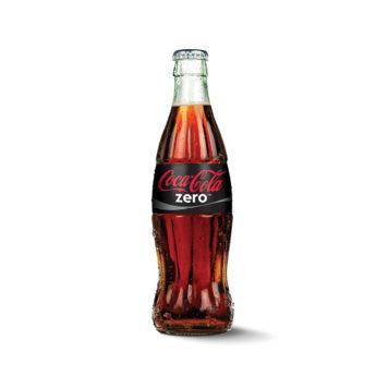 COCA-COLA ZERO (0.25 L)