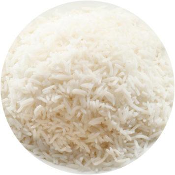 135. Basmati riis