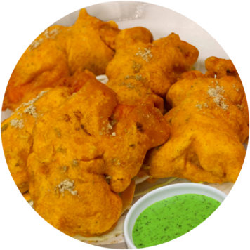 21. CHICKEN PAKORA