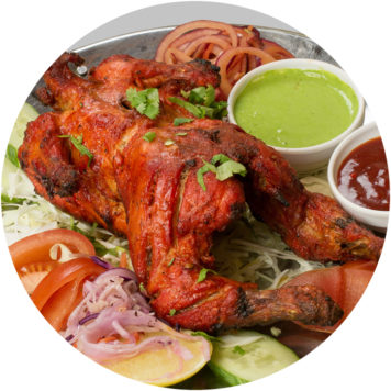 4. TANDOORI CHICKEN (FULL)