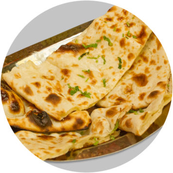 72. CHEESE NAAN